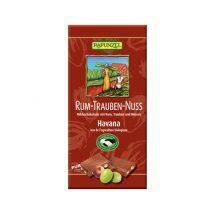 Ciocolata Nirwana neagra cu Trufandale 55% cacao Rapunzel