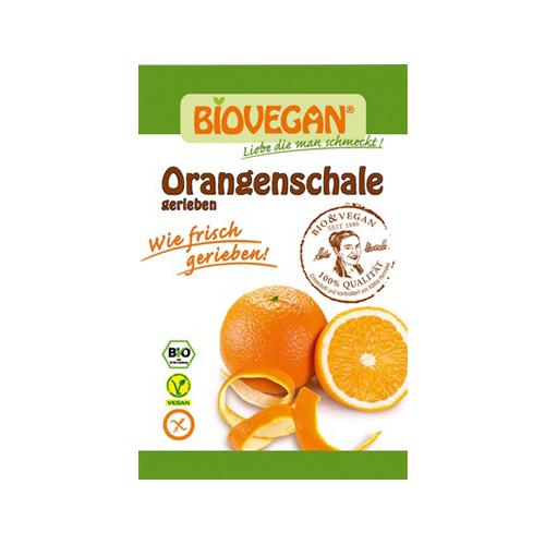 Coaja de portocala rasa FARA GLUTEN Biovegan