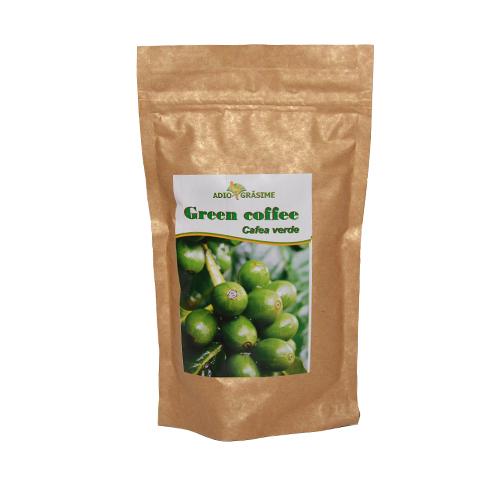 Cafea Verde macinata Adio grasime