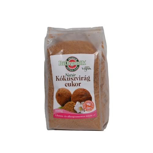 Zahar de nuca de cocos Biorganic