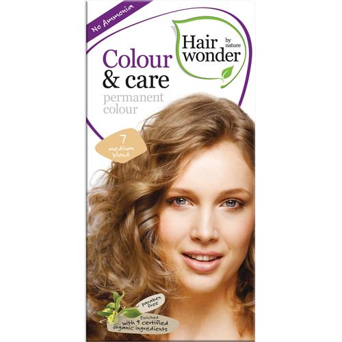 Vopsea medium blond 7 Hairwonder
