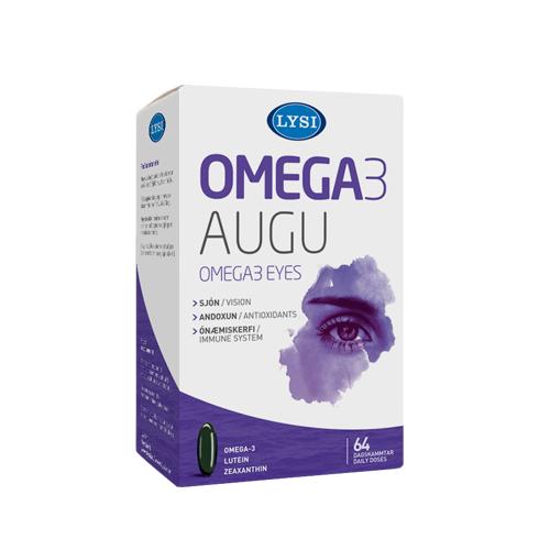 Omega 3 - Ochi Sanatosi Lysi