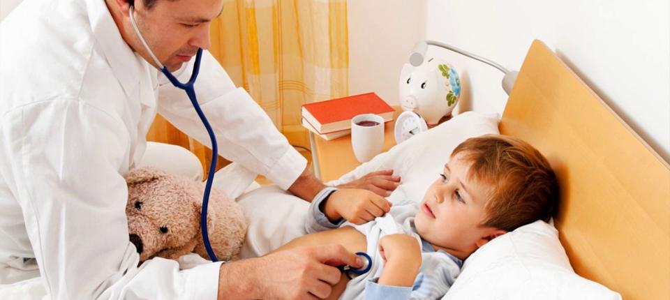 Tratamente naturale pentru boli virale ale copilăriei