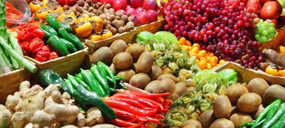 CALITĂŢILE NUTRITIVE ALE LEGUMELOR ŞI ZARZAVATURILOR